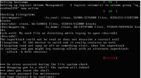 Seu servidor CentOS / Ubuntu / Debian entrou em modo init e você não consegue editar arquivos de configuração? Saiba como…