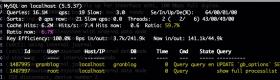 Realizando tuning no MySQL 5.0/5.1/5.5/6.0 por meio do MySQLTuner-perl [otimizando e melhorando o desempenho do MySQL] e monitorando-o por meio do *mytop*