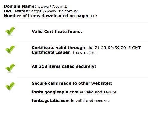 Instalou o SSL em seu site e desejas executar uma varredura pra identificar os itens inseguros? Saiba como eliminar os conteúdos seguros e deixar a barra verde...